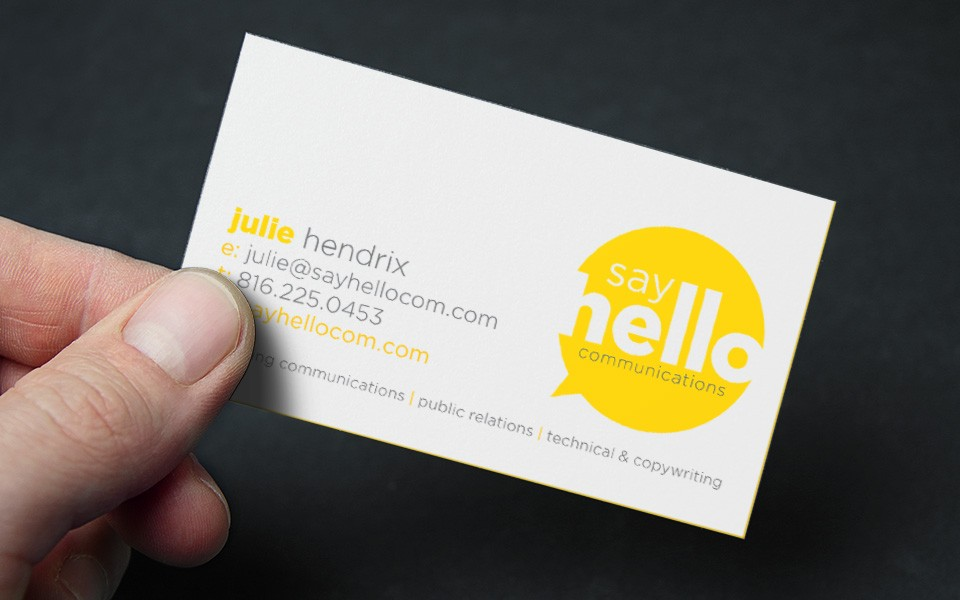 SayHello_businesscard